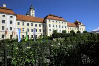 Kloster Roggenburg  Labyrinth c Dehner - Kopie