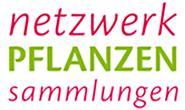 Netzwerkpflanzensammlungen Logo